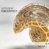 Autodesk ForceEffect: calcolo di una mensola incastrata con carico concentrato verticale sull'estremo libero