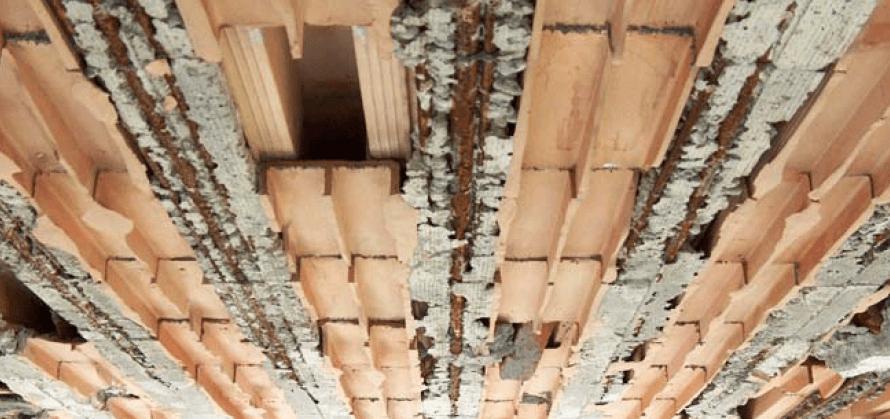 Soffitto cemento armato ~ idee di design nella vostra casa