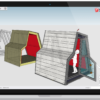 Tutorial: cambiare unità di misura in my.SketchUp Trimble BETA direttamente nel browser